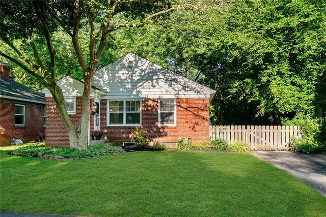 6120 Burlington Avenue, Indianapolis, IN 46220 (MLS #21730364) :: Anthony Robinson & AMR Real Estate Group LLC