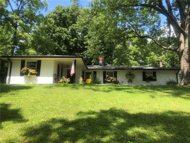 212 Fall Creek Parkway, Pendleton, IN 46064 (MLS #21730367) :: Mike Price Realty Team - RE/MAX Centerstone