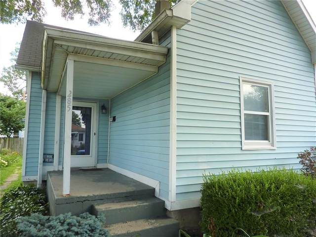 285 Lynn Street, Indianapolis, IN 46222 (MLS #21730375) :: The Indy Property Source