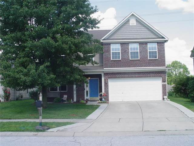 4318 Valley Trace Drive, Indianapolis, IN 46237 (MLS #21730379) :: Dean Wagner Realtors