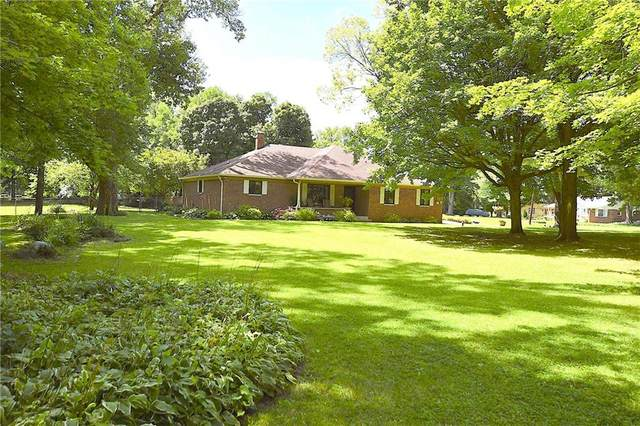2343 W 42nd Street, Indianapolis, IN 46228 (MLS #21730382) :: Mike Price Realty Team - RE/MAX Centerstone