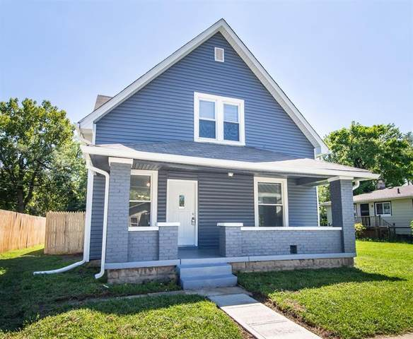 1333 W 23rd Street, Indianapolis, IN 46208 (MLS #21730390) :: Mike Price Realty Team - RE/MAX Centerstone