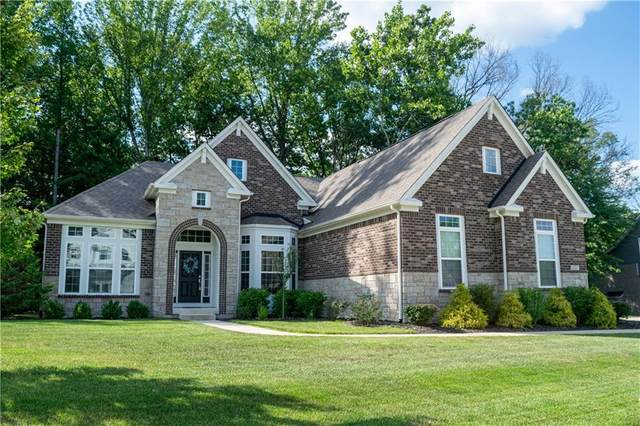 1582 Canyon Oak Lane, Columbus, IN 47201 (MLS #21730392) :: Mike Price Realty Team - RE/MAX Centerstone