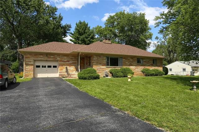 142 E Stop 11 Road, Indianapolis, IN 46227 (MLS #21730407) :: The ORR Home Selling Team