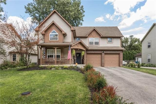 5021 Melbourne Road, Indianapolis, IN 46228 (MLS #21730409) :: Mike Price Realty Team - RE/MAX Centerstone
