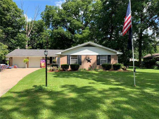 1316 Ranike Drive, Anderson, IN 46012 (MLS #21730425) :: AR/haus Group Realty