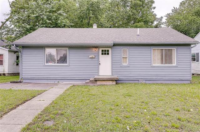 1506 Dewey Street, Anderson, IN 46016 (MLS #21730432) :: Mike Price Realty Team - RE/MAX Centerstone