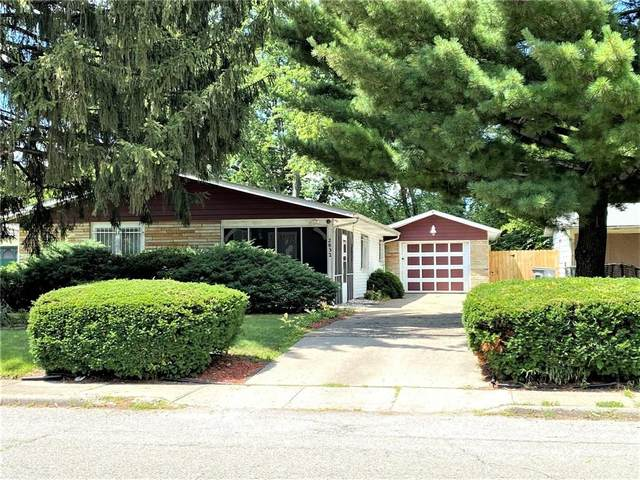 2832 Hillside Avenue, Indianapolis, IN 46218 (MLS #21730442) :: The Evelo Team