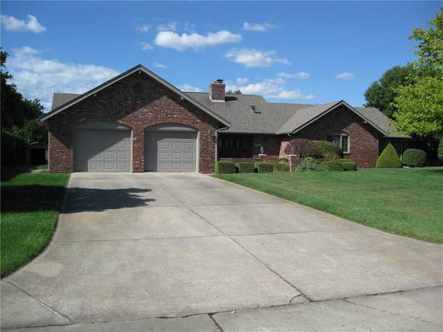 2330 Cedar Bend, Anderson, IN 46011 (MLS #21730444) :: Mike Price Realty Team - RE/MAX Centerstone