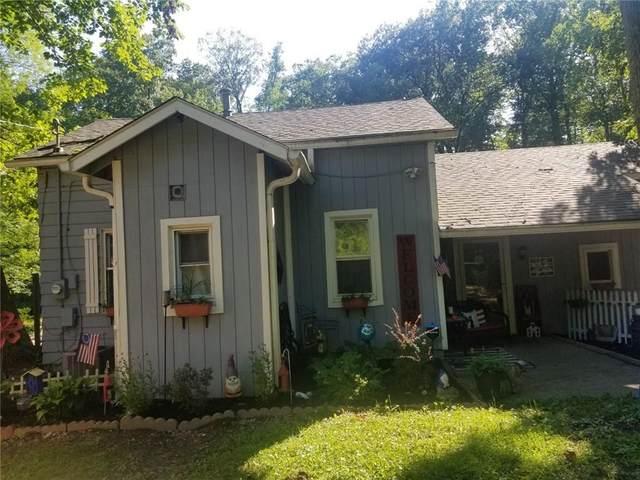 8516 S Adler Drive, Nineveh, IN 46164 (MLS #21730456) :: The ORR Home Selling Team