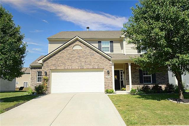 13976 Palodura Court, Fishers, IN 46038 (MLS #21730465) :: Mike Price Realty Team - RE/MAX Centerstone