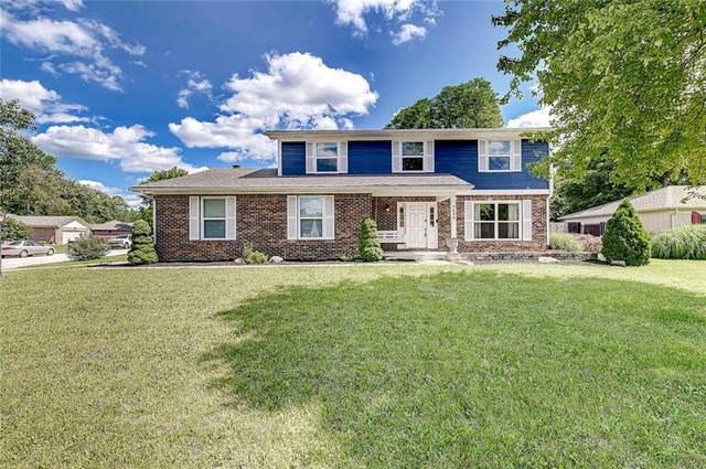 5696 Ridge Hill Way, Avon, IN 46123 (MLS #21730470) :: AR/haus Group Realty