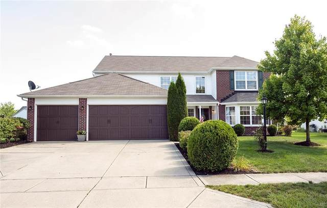 10705 Corn Poppy Court, Noblesville, IN 46060 (MLS #21730492) :: AR/haus Group Realty