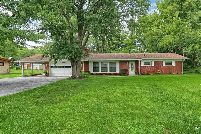 5732 Radnor Road, Indianapolis, IN 46226 (MLS #21730505) :: Mike Price Realty Team - RE/MAX Centerstone