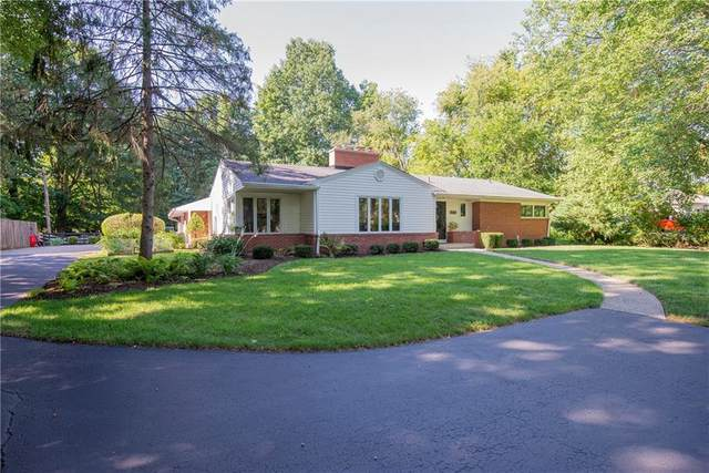 1019 W 58TH Street, Indianapolis, IN 46228 (MLS #21730508) :: Anthony Robinson & AMR Real Estate Group LLC
