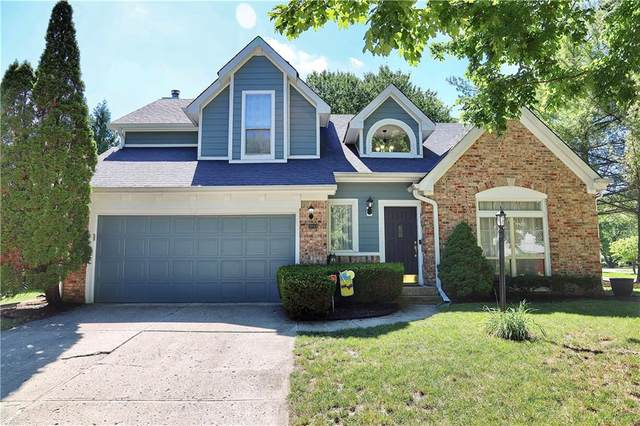 3053 Sunmeadow Way, Indianapolis, IN 46228 (MLS #21730525) :: Anthony Robinson & AMR Real Estate Group LLC