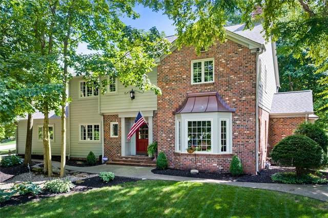 4913 Waterstone Way, Carmel, IN 46033 (MLS #21730526) :: Mike Price Realty Team - RE/MAX Centerstone