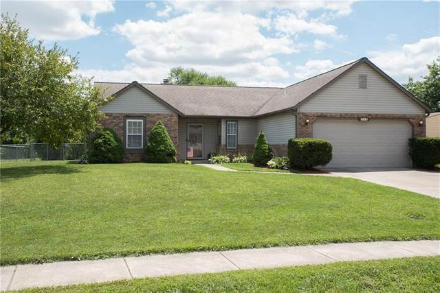 245 Austin Drive, Avon, IN 46123 (MLS #21730532) :: Anthony Robinson & AMR Real Estate Group LLC