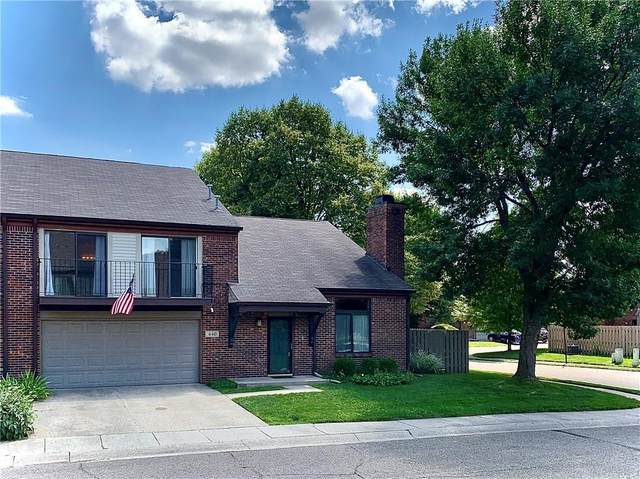 440 E Arch Street, Indianapolis, IN 46202 (MLS #21730534) :: The Evelo Team