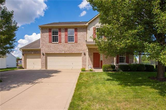 1916 Spring Beauty Drive, Avon, IN 46123 (MLS #21730542) :: Heard Real Estate Team | eXp Realty, LLC