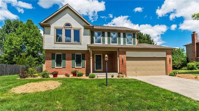 7778 Kane Court, Fishers, IN 46038 (MLS #21730547) :: Richwine Elite Group