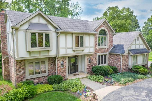 11071 Spring Mill Lane, Carmel, IN 46032 (MLS #21730553) :: Mike Price Realty Team - RE/MAX Centerstone
