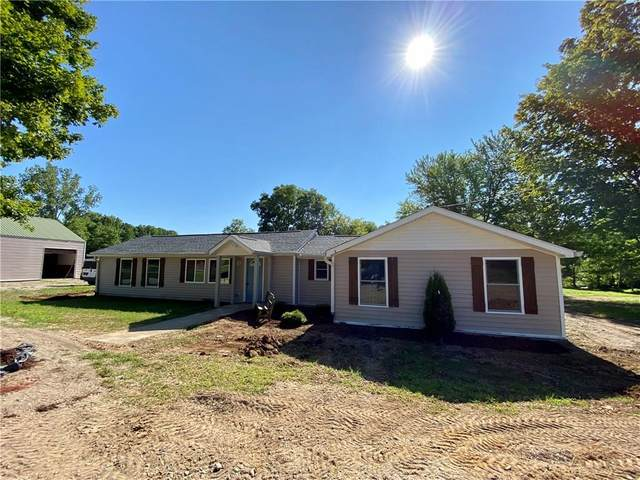 1755 Plummer Road, Martinsville, IN 46151 (MLS #21730557) :: Mike Price Realty Team - RE/MAX Centerstone