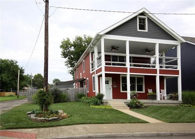 533 Dorman Street, Indianapolis, IN 46202 (MLS #21730559) :: The Evelo Team