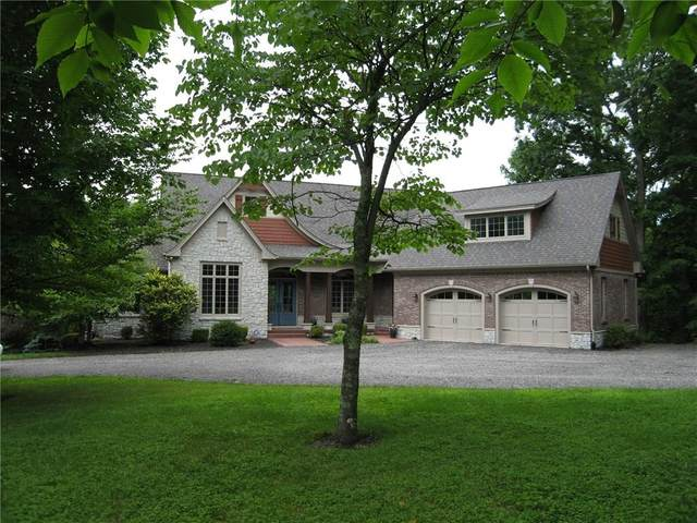 6139 E Jensen Road, Martinsville, IN 46151 (MLS #21730564) :: The Indy Property Source