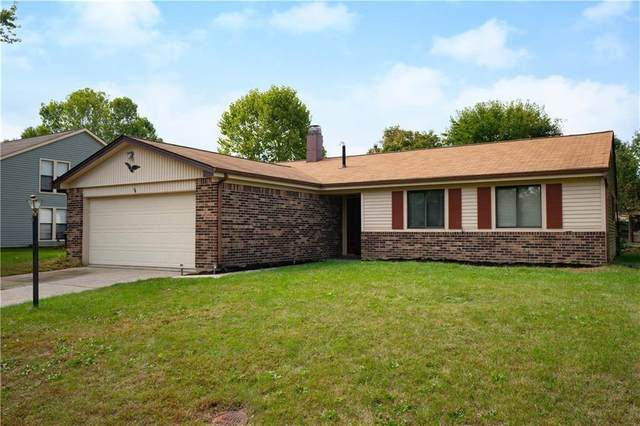 12004 Corbin Dr, Fishers, IN 46038 (MLS #21730588) :: Mike Price Realty Team - RE/MAX Centerstone