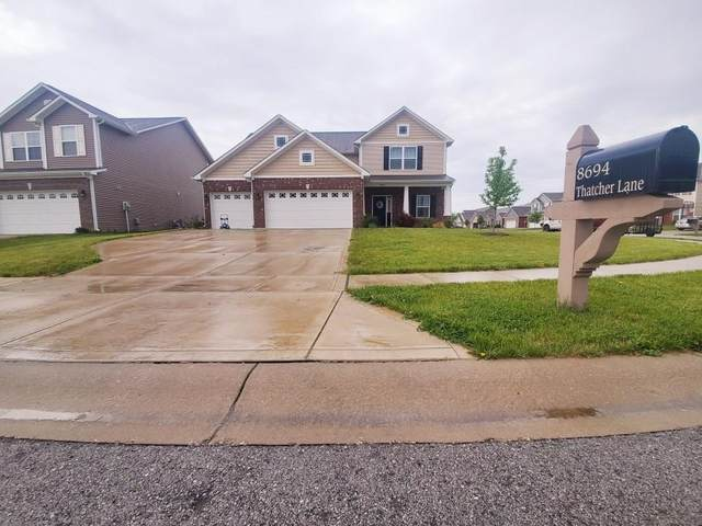 8694 Thatcher Lane, Avon, IN 46123 (MLS #21730591) :: AR/haus Group Realty