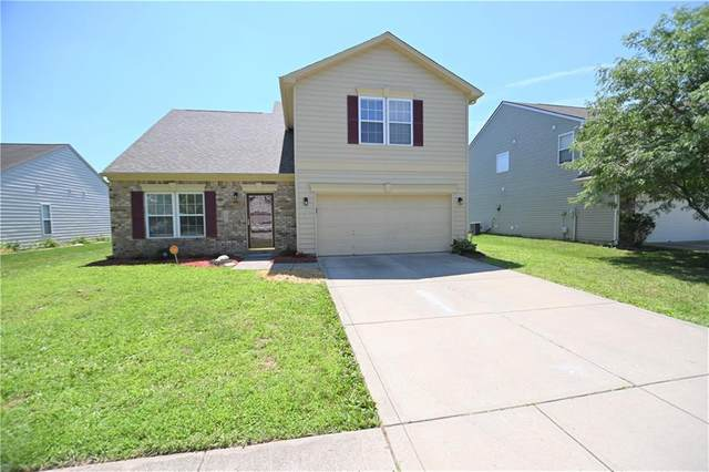 10605 Brooks Street, Indianapolis, IN 46234 (MLS #21730593) :: Anthony Robinson & AMR Real Estate Group LLC