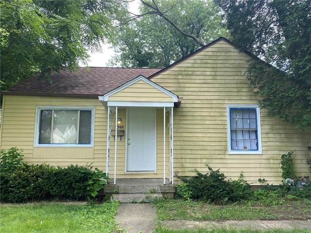3349 N Chester Avenue, Indianapolis, IN 46218 (MLS #21730606) :: Mike Price Realty Team - RE/MAX Centerstone