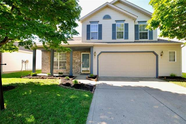3221 Crestwell Drive, Indianapolis, IN 46268 (MLS #21730607) :: Mike Price Realty Team - RE/MAX Centerstone