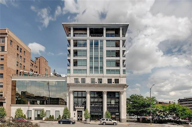 429 N Pennsylvania Street #904, Indianapolis, IN 46204 (MLS #21730618) :: Mike Price Realty Team - RE/MAX Centerstone