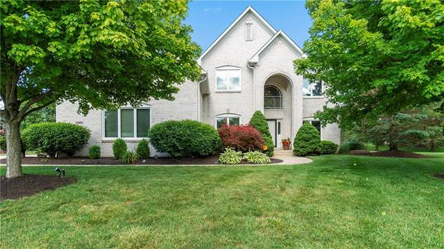 11651 Skyhawk Court, Fishers, IN 46037 (MLS #21730628) :: AR/haus Group Realty