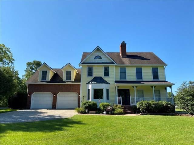 5661 W Mcneely Street, Ellettsville, IN 47429 (MLS #21730645) :: Heard Real Estate Team | eXp Realty, LLC