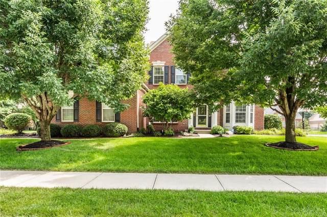 13437 Bellshire Lane, Carmel, IN 46074 (MLS #21730672) :: Anthony Robinson & AMR Real Estate Group LLC