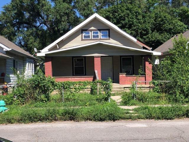 1219 N Holmes Avenue, Indianapolis, IN 46222 (MLS #21730678) :: Heard Real Estate Team | eXp Realty, LLC