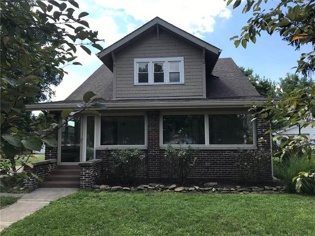 800 S Mulberry Street, Martinsville, IN 46151 (MLS #21730679) :: Heard Real Estate Team | eXp Realty, LLC