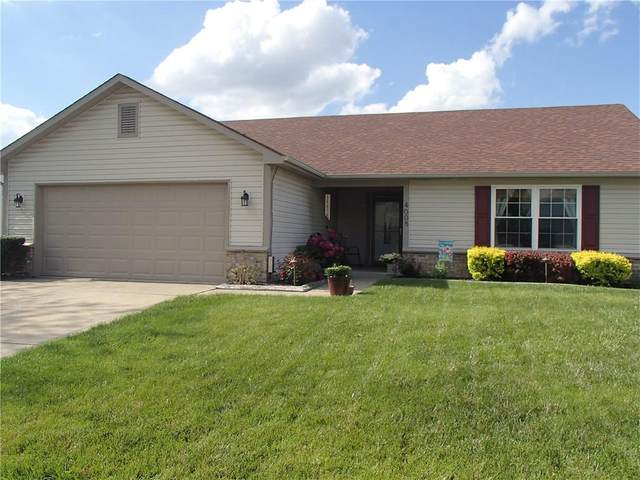 4008 Maple Manor Drive, Indianapolis, IN 46237 (MLS #21730697) :: Mike Price Realty Team - RE/MAX Centerstone
