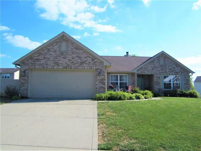 1415 Backwater Drive, Danville, IN 46122 (MLS #21730706) :: Mike Price Realty Team - RE/MAX Centerstone