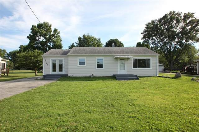 6405 E Us Highway 136, Brownsburg, IN 46112 (MLS #21730709) :: Mike Price Realty Team - RE/MAX Centerstone