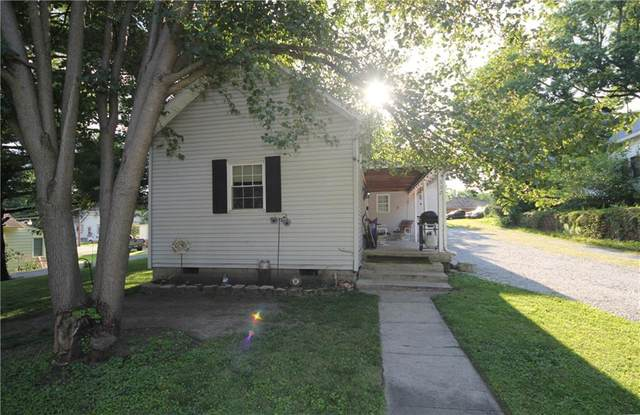 352 S Tennessee Street, Danville, IN 46122 (MLS #21730719) :: Mike Price Realty Team - RE/MAX Centerstone