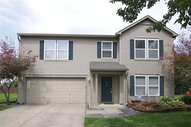 12986 Pleasant View Lane, Fishers, IN 46038 (MLS #21730737) :: AR/haus Group Realty
