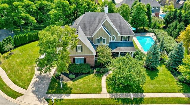 12219 Redgold Run, Carmel, IN 46032 (MLS #21730743) :: Mike Price Realty Team - RE/MAX Centerstone