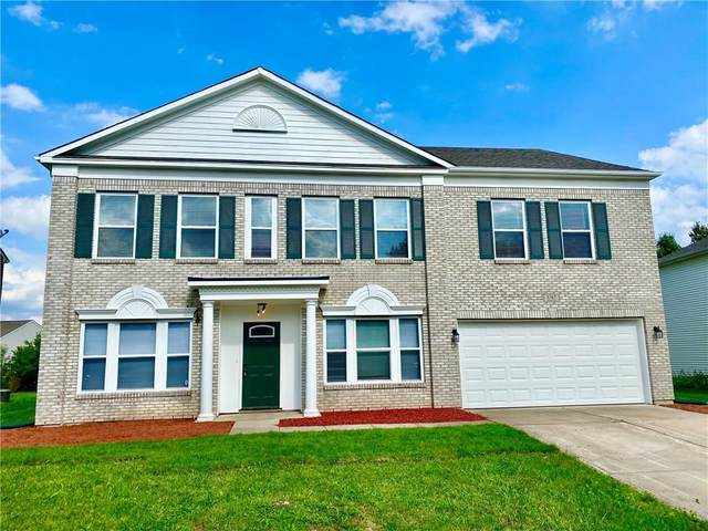 5767 Amber Lane, Indianapolis, IN 46234 (MLS #21730749) :: Anthony Robinson & AMR Real Estate Group LLC