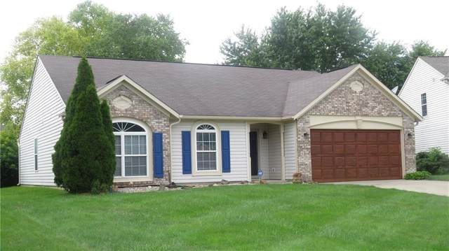 2252 Golden Eye Circle, Indianapolis, IN 46234 (MLS #21730758) :: Mike Price Realty Team - RE/MAX Centerstone