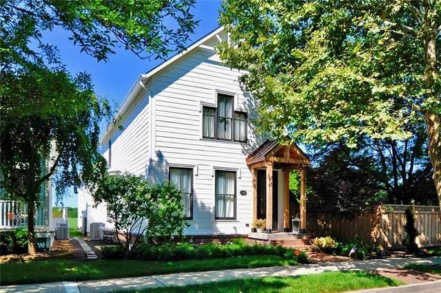 12584 Branford Street, Carmel, IN 46032 (MLS #21730763) :: AR/haus Group Realty