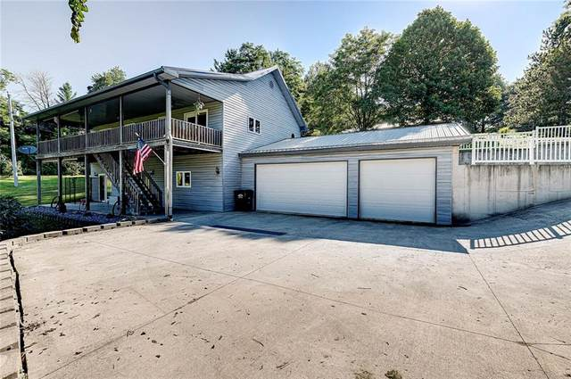 1776 E Old 36 Road, Rockville, IN 47872 (MLS #21730765) :: The Evelo Team